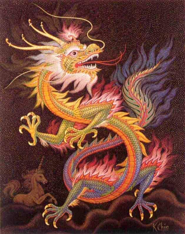 Что означает дракон как символ
