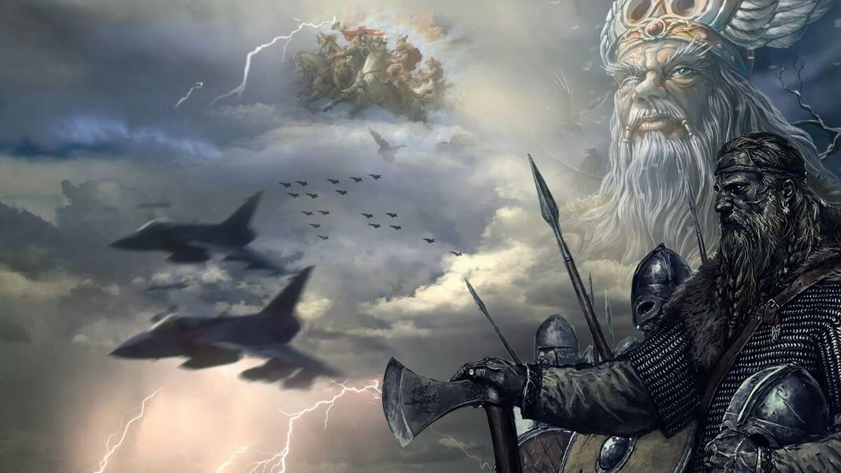 Вальхалла – суровый рай воинов севера