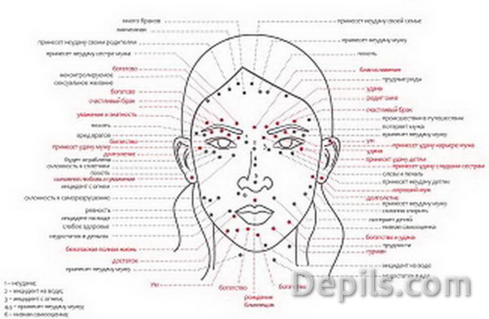 Отметины на теле, нанесённые самой судьбой: приметы о родинках, веснушках и бородавках