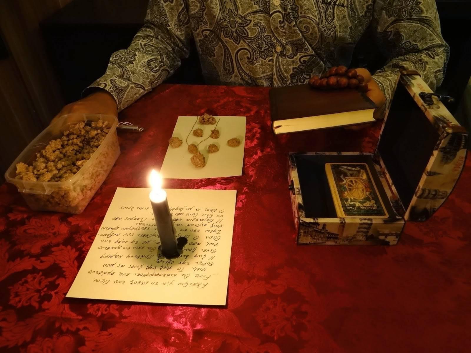 Сильные молитвы от порчи и колдовства