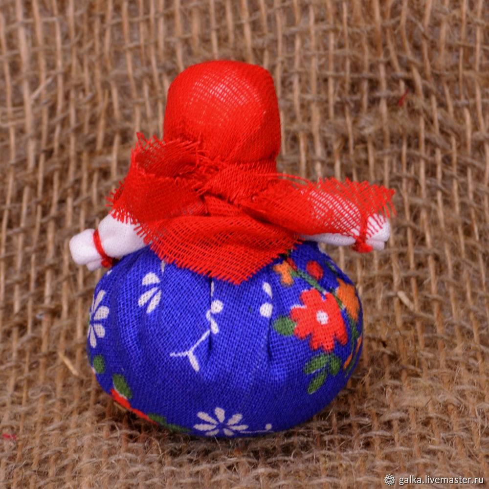 Кукла оберег кубышка травница - история, значение и особенности изготовления своими руками, описание мастер класса для мотанки с травы