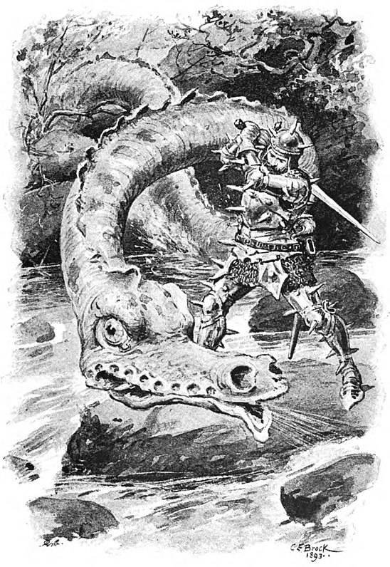 Ламбтонский червь — википедия переиздание // wiki 2