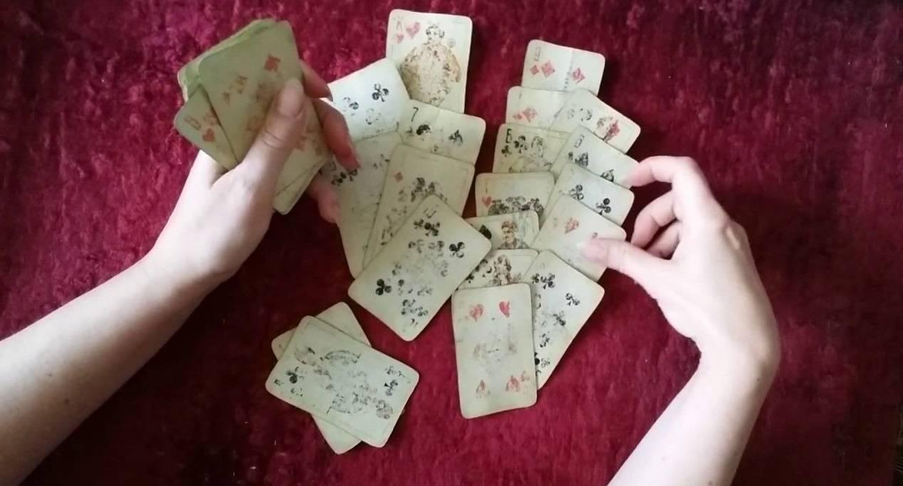 Гадание на картах таро на исполнение желания