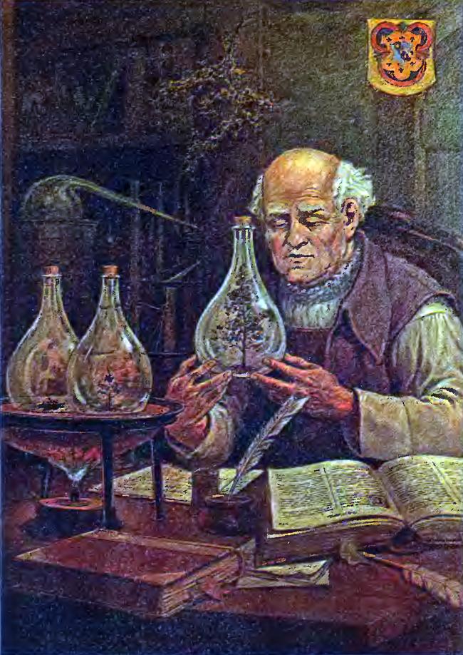 Кто на самом деле знал тайну превращения камня в золото: алхимики, оставившие след в истории