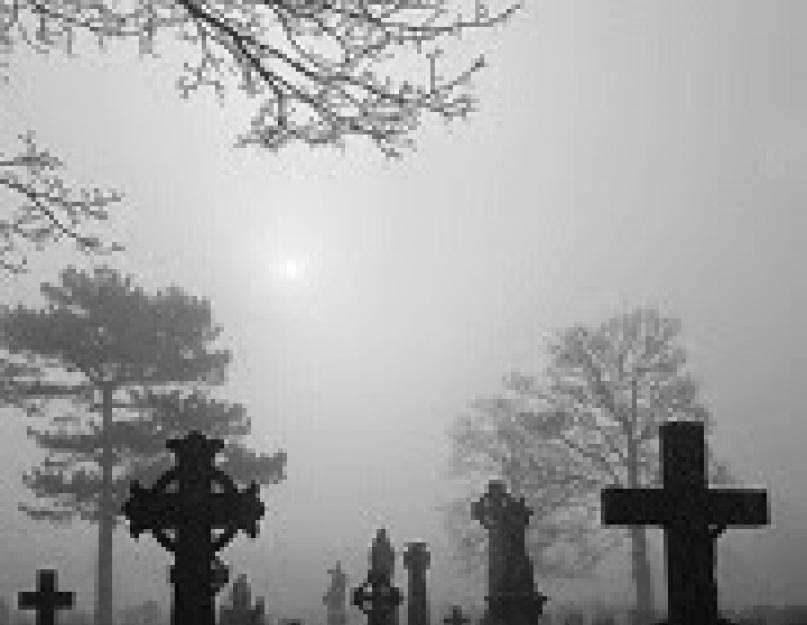 К чему снятся похороны: как говорят сонники