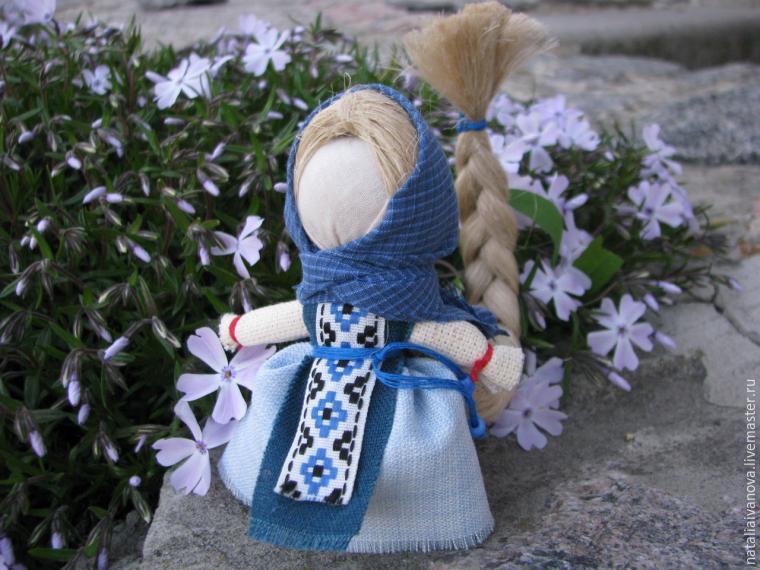 Кукла кувадка: схема изготовления