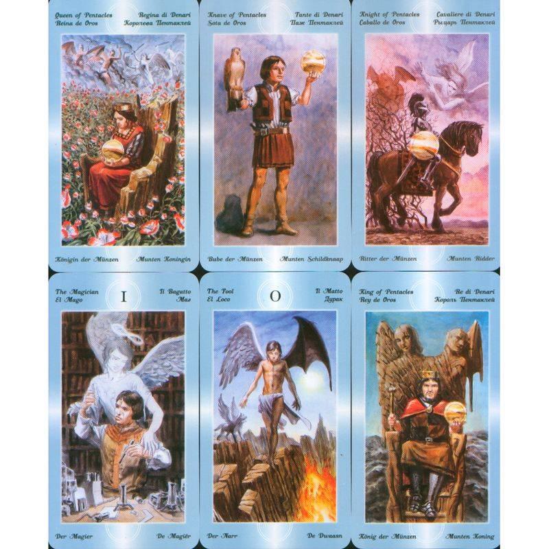 Гадание ангелов хранителей онлайн: совет дня, послание ангела, вопрос хранителю