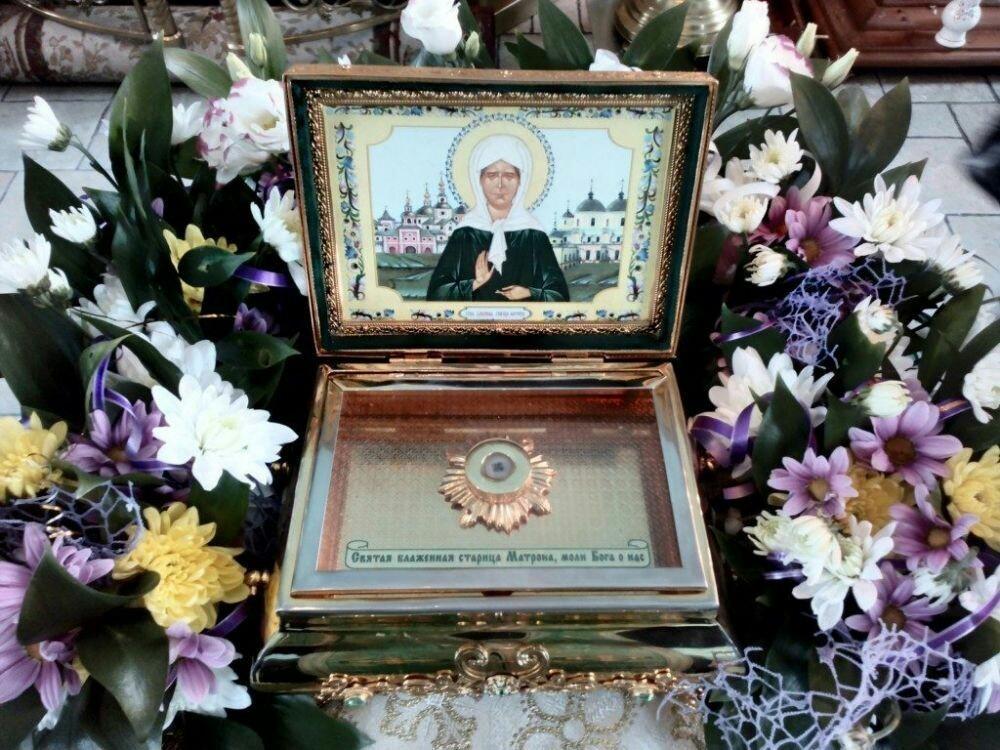 Истории о чудесах и помощи блаженной матроны московской