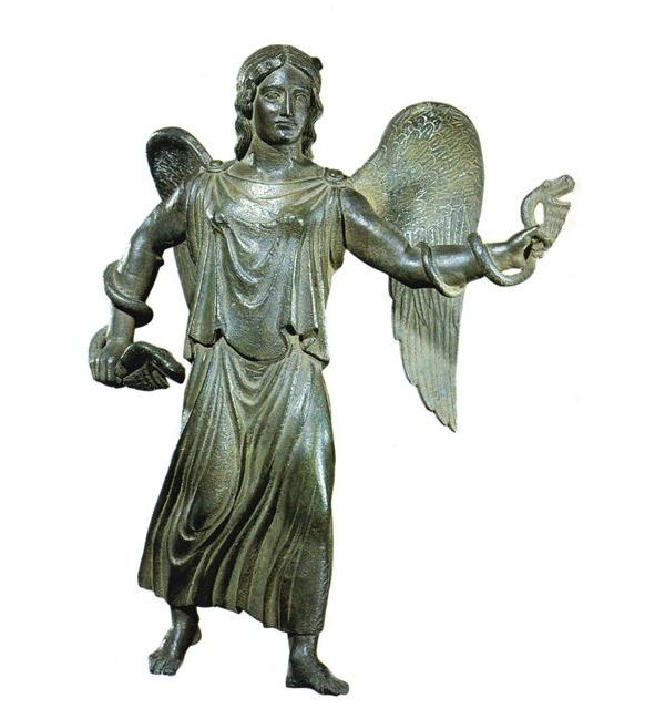 Ванф — этрусская богиня смерти и загробного мира