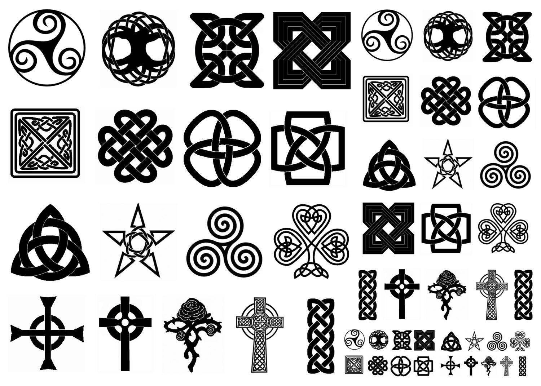 Кельтские узоры и их значение в качестве оберегов
