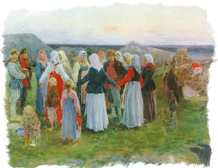 Красная горка — 2017: когда отмечается, лучшие дни для свадеб, приметы и обряды для девушек | новости