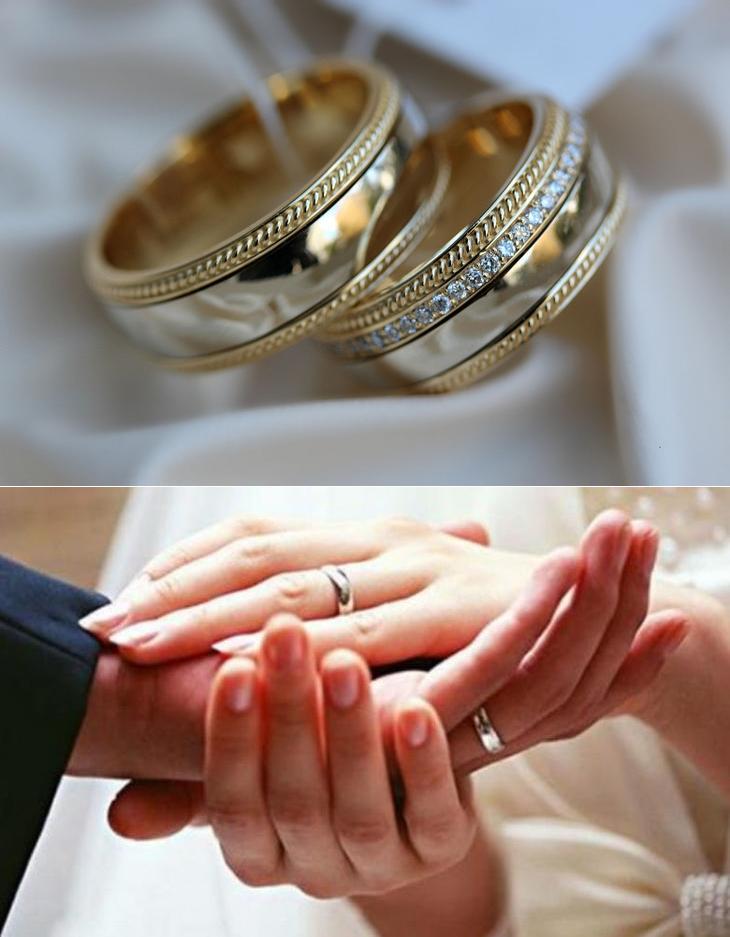 Приметы про обручальные кольца: какими они должны быть, как их выбрать