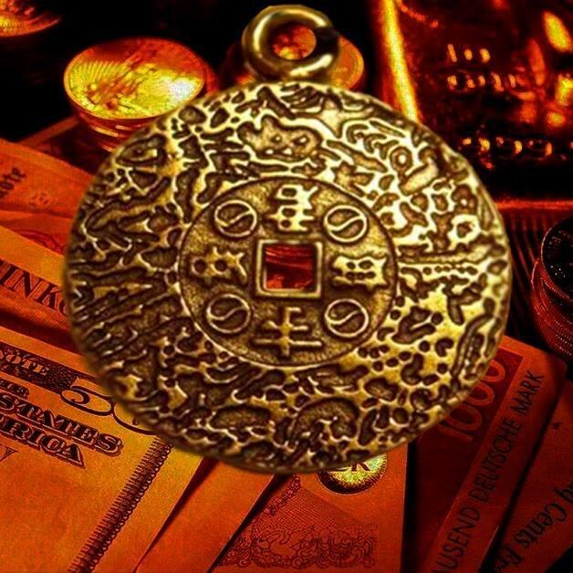 Символы для привлечения денег, удачи, счастья, богатстватекст