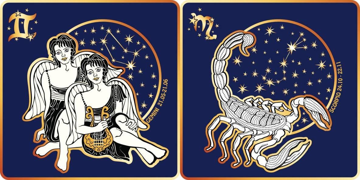 Мужчина-близнецы характеристика и совместимость знака зодиака