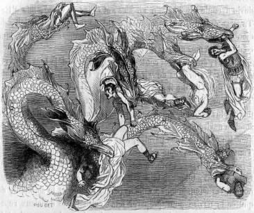 Чудовища из мифов. древнегреческие чудовища – это мифологические персонажи, придуманные богами, чтобы показать свое превосходство над другими, чтобы навести ужас на простых