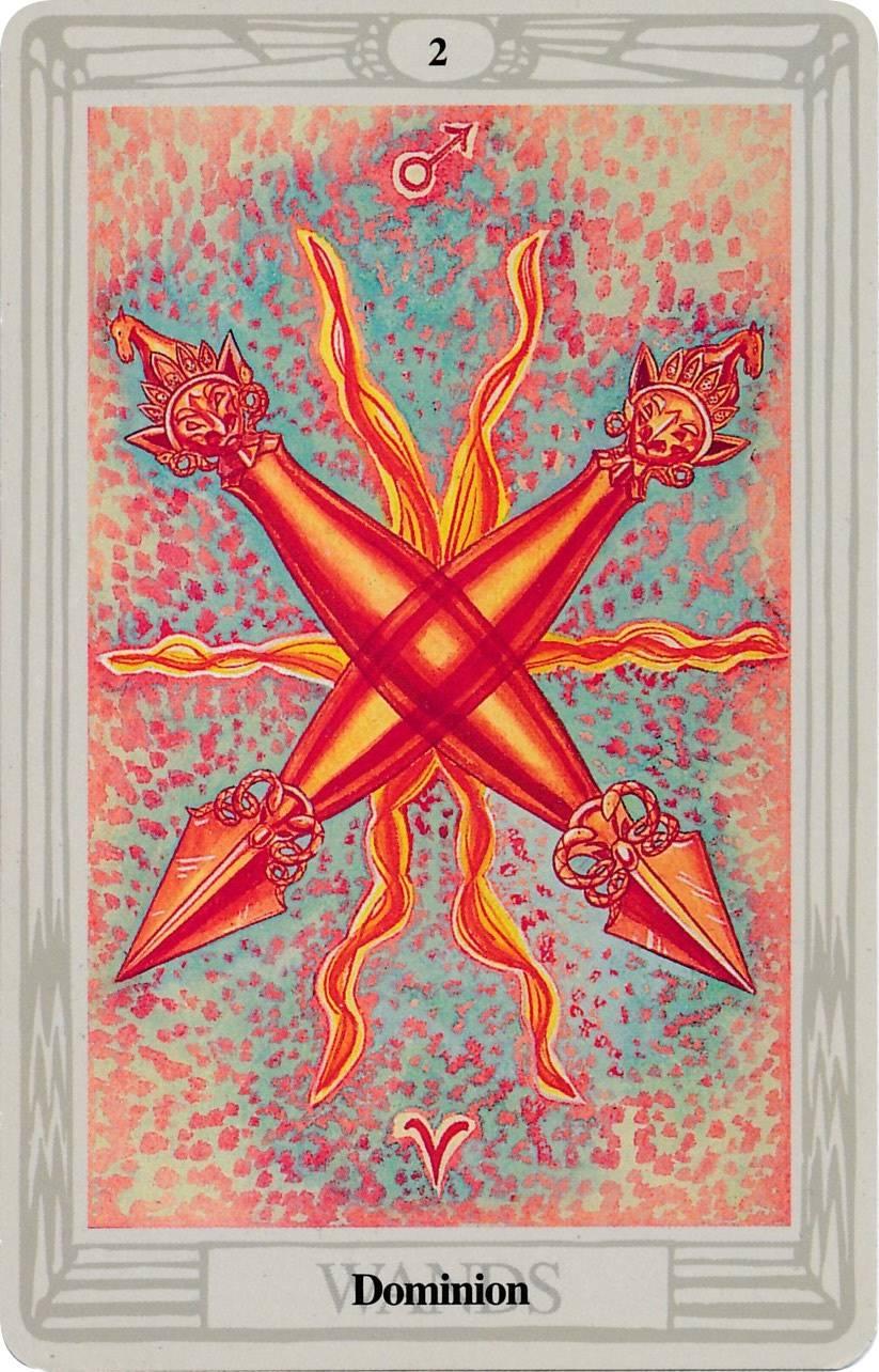 Колода таро тота: системность, глубина и моментальная магия