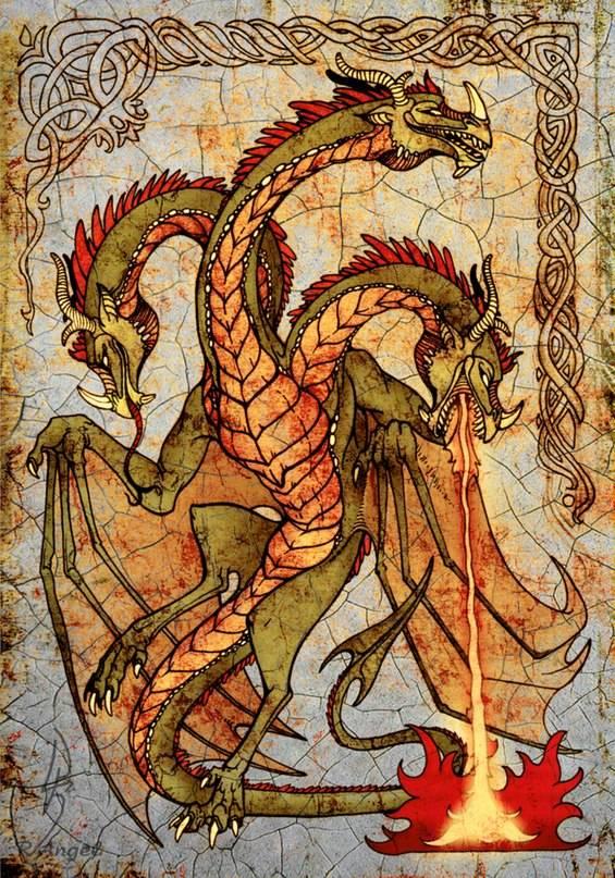 Василиск в мифологии — какие тайны скрывает древний змей?