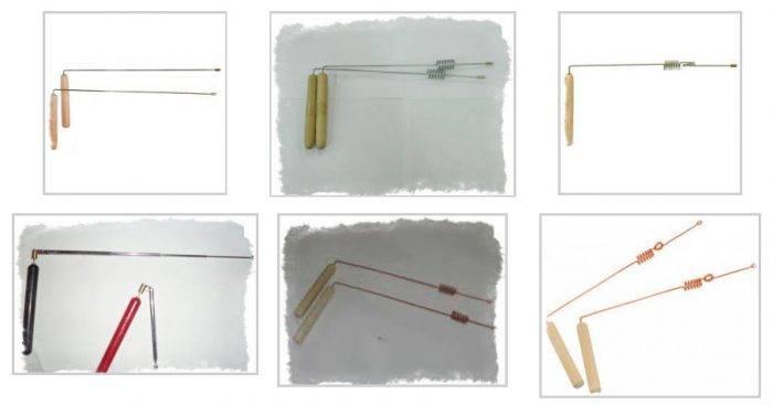 Как сделать биолокационную рамку своими руками - инструкция
