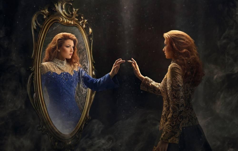 Найти осколок зеркала - бесплатные статьи по магии дом солнца