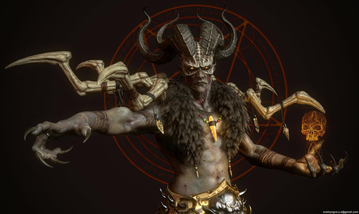 Демон ваал | potu-storony.ru