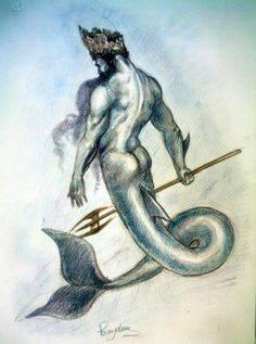Ахти — финское божество или водяной демон
