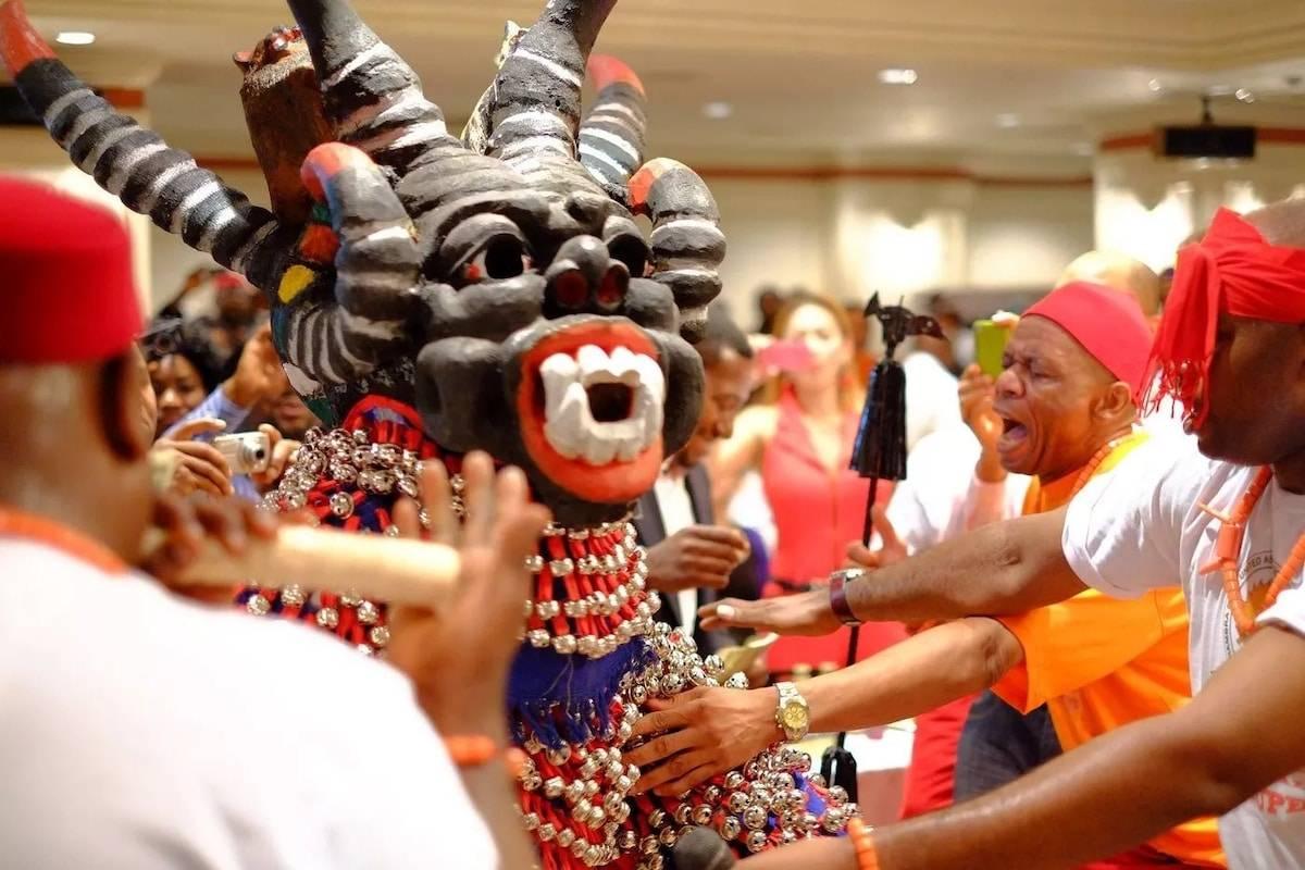 Религии африки — википедия. что такое религии африки