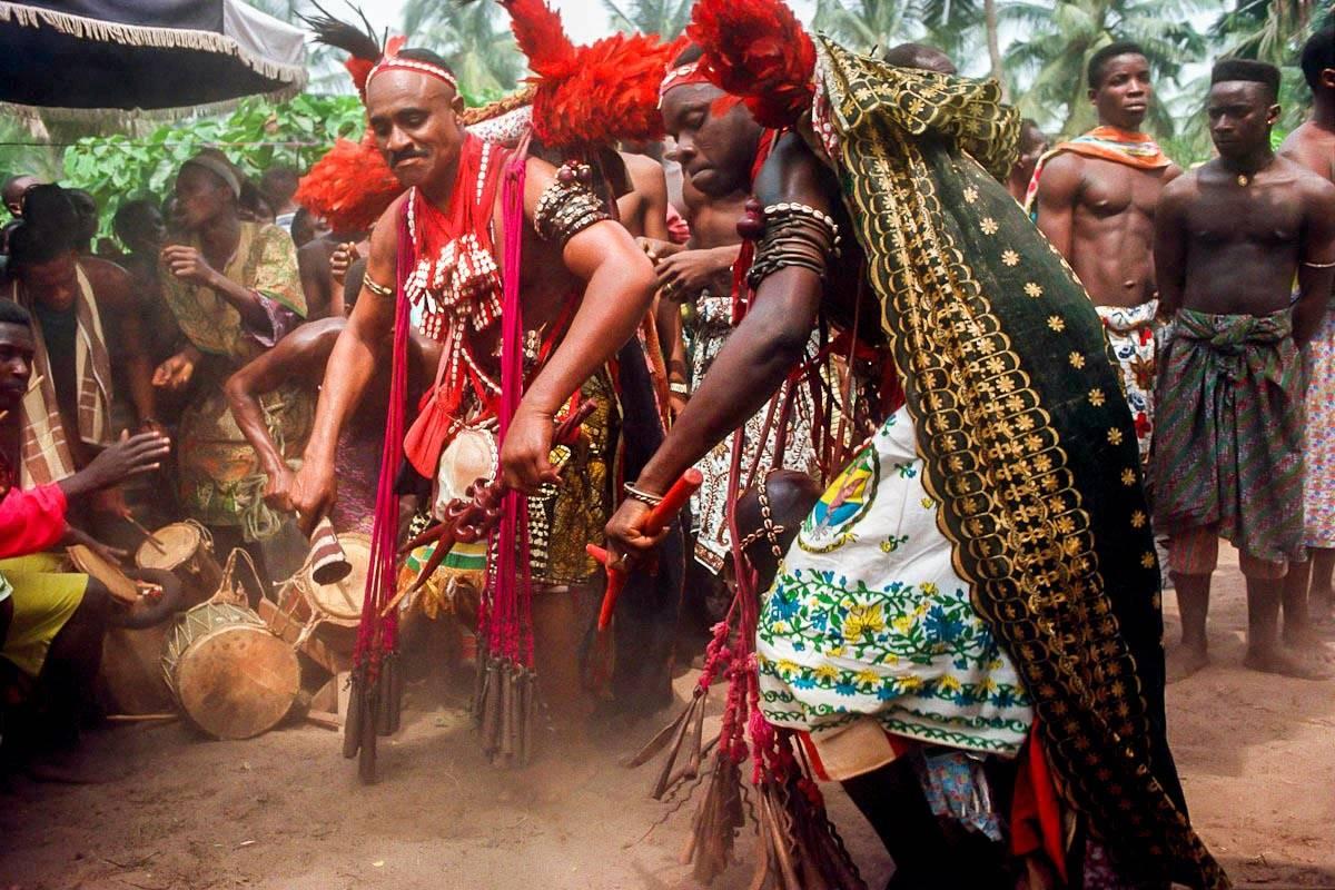 Мифология и фольклор африканского континента   bestiary.us