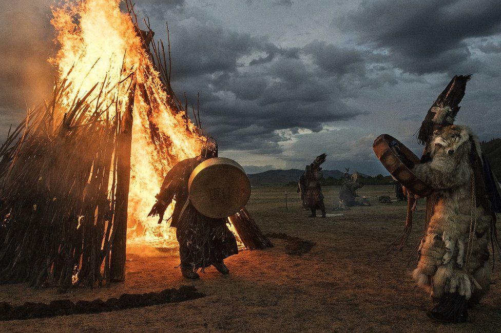 Суровая и фантастическая истина о шаманах