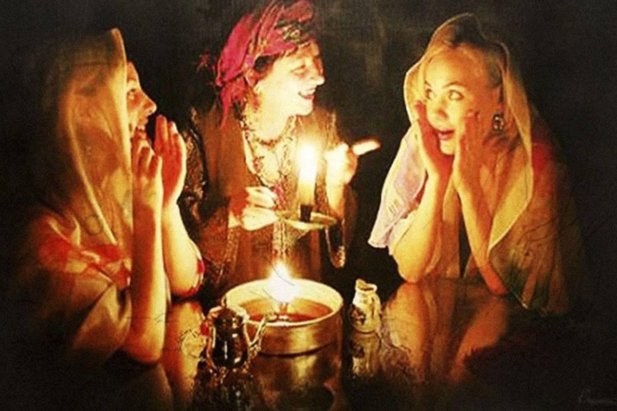 19 января крещение - традиции, обряды, заговоры :: заговоры и молитвы - верую господи.ру