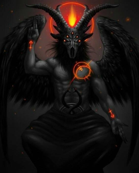 Сигил люцифера, его знак, монета и другие атрибуты сатаны