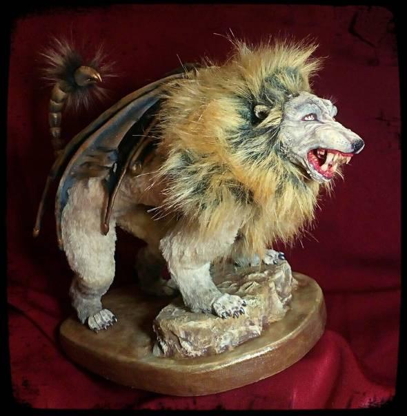 Мантикора в древней мифологии и современном мире. мантикора — легендарное и непобедимое чудовище-людоед мантикора зверь