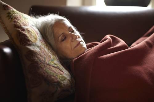 Умершая бабушка даёт во сне совет