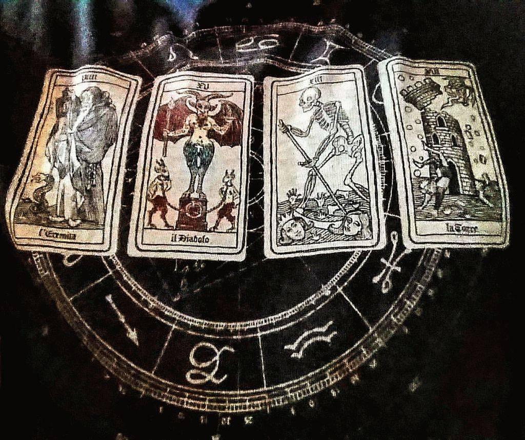 Карта таро колесо фортуны, значение и толкование в гадании   бесплатные онлайн гадания. магия. предсказания.