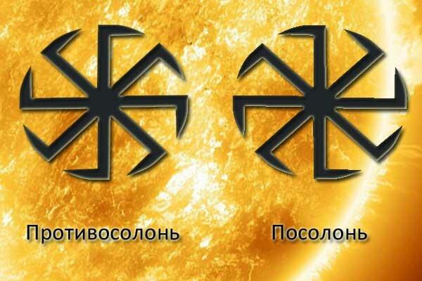 Славянский символ коловрат и его значение