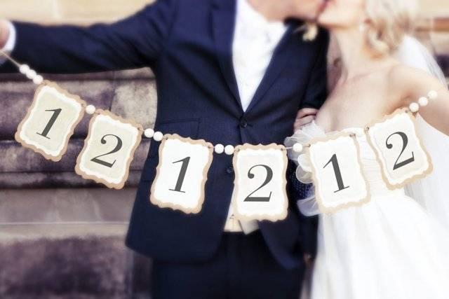 Популярные способы определения даты свадьбы