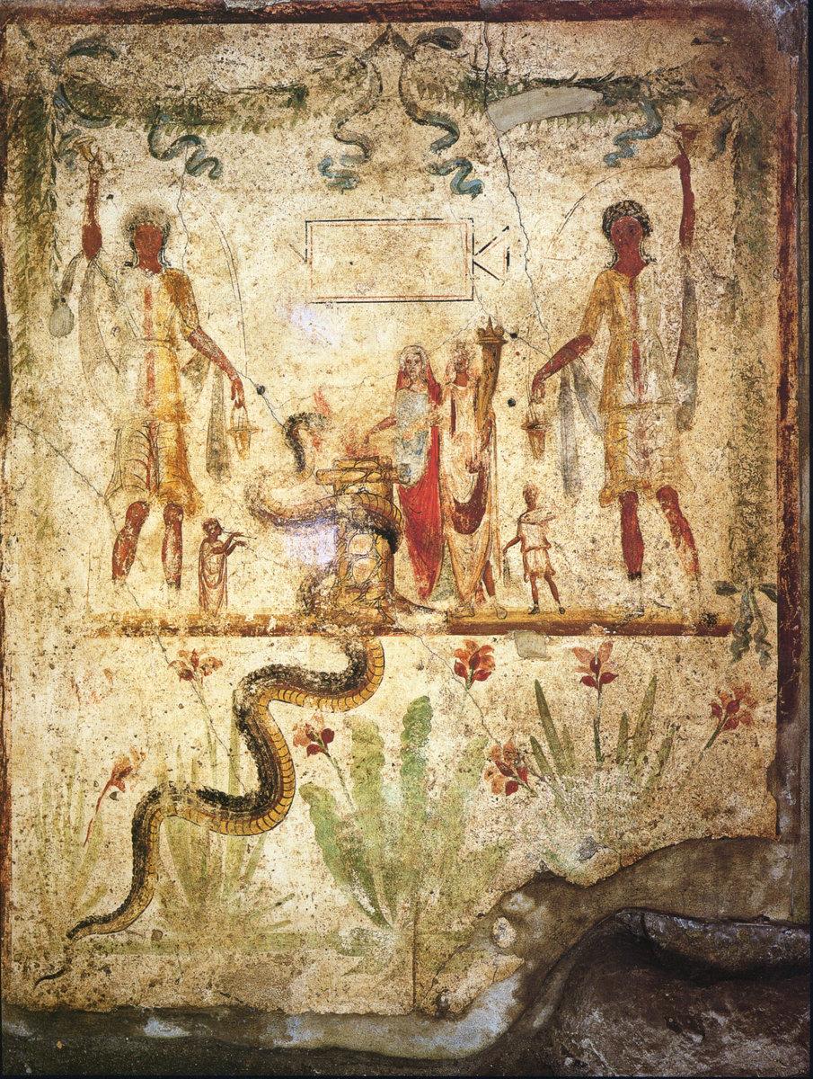 О римской мифологии