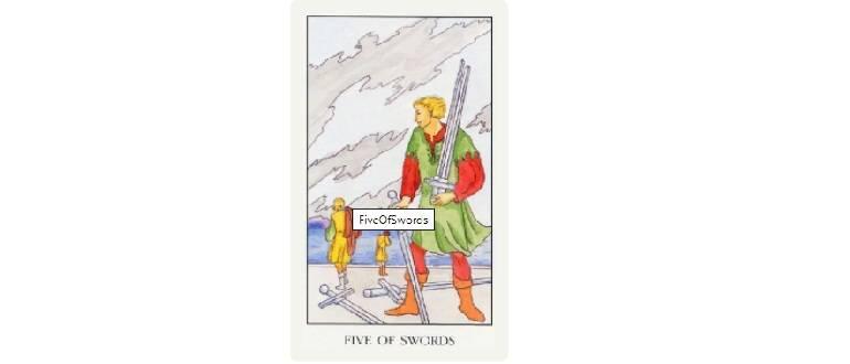 3 мечей таро тота: общее значение и описание карты