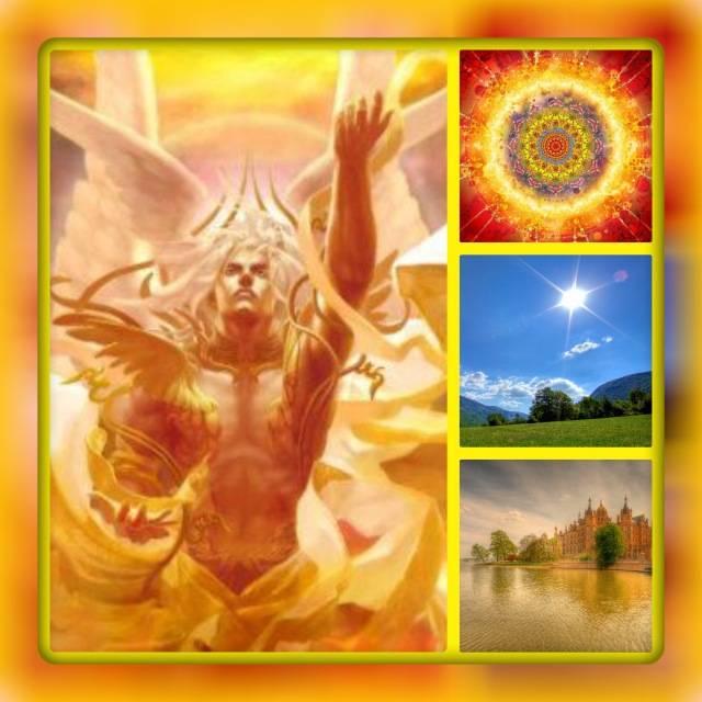 Символ жизни, света и любви у славян— бог солнца ярило