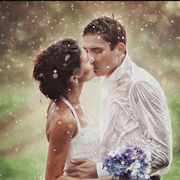 Может ли примета «дождь на свадьбу» стать роковой?   charybary   яндекс дзен