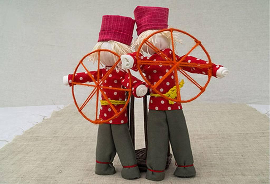 Веткины куклы-обереги