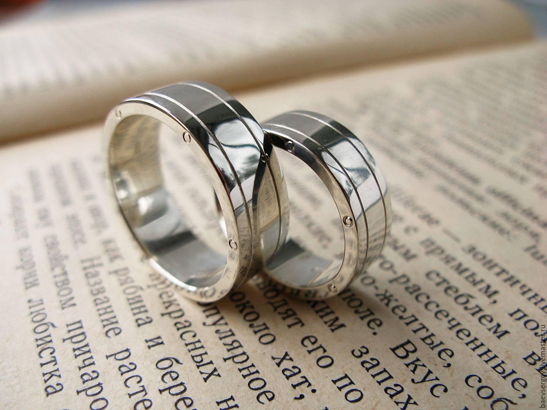 Обручальные кольца - народные приметы и поверья.
