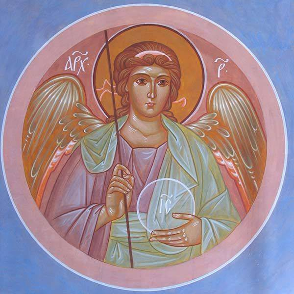 Архангел рафаил - в чем помогает икона, молитва архангелу рафаилу, целителю вечности