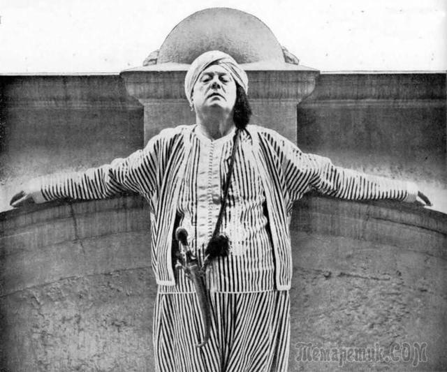 Алистер кроули — сумасшедший гений или обычный шарлатан? (7 фото)