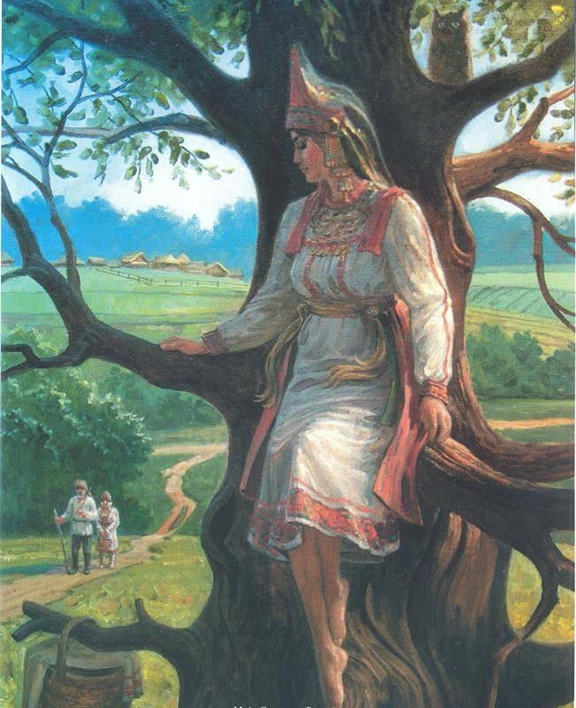 Берегиня славянская богиня. славянская берегиня – кто это? берегиня - славянская богиня, защитница и покровительница достойных