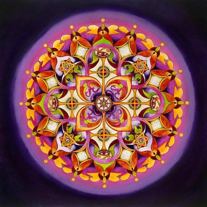 """Медитация """"пробуждение внутренней богини"""""""