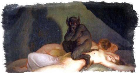 Кто такой демон инкуб и почему девушки должны его опасаться