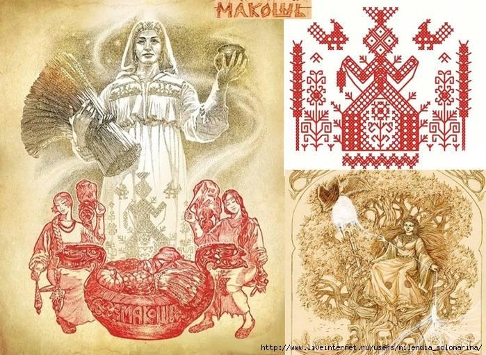 Роль женщины и матери у древних славян