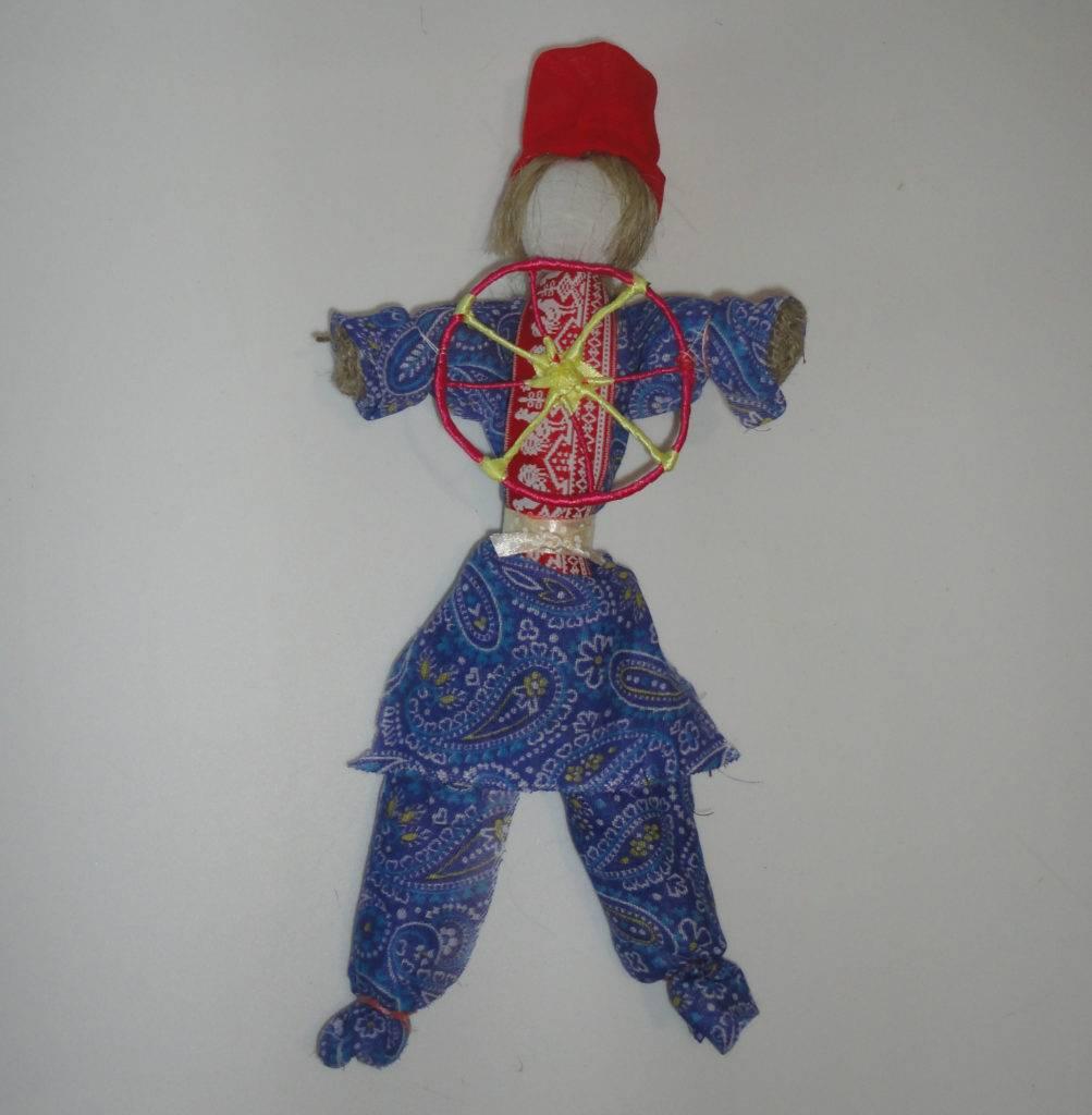 Значение куклы спиридон солнцеворот, ее магическая сила и изготовление