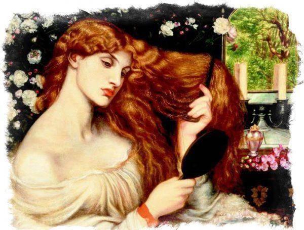Демоница касикандриэра – возлюбленная люцифера и королева ада