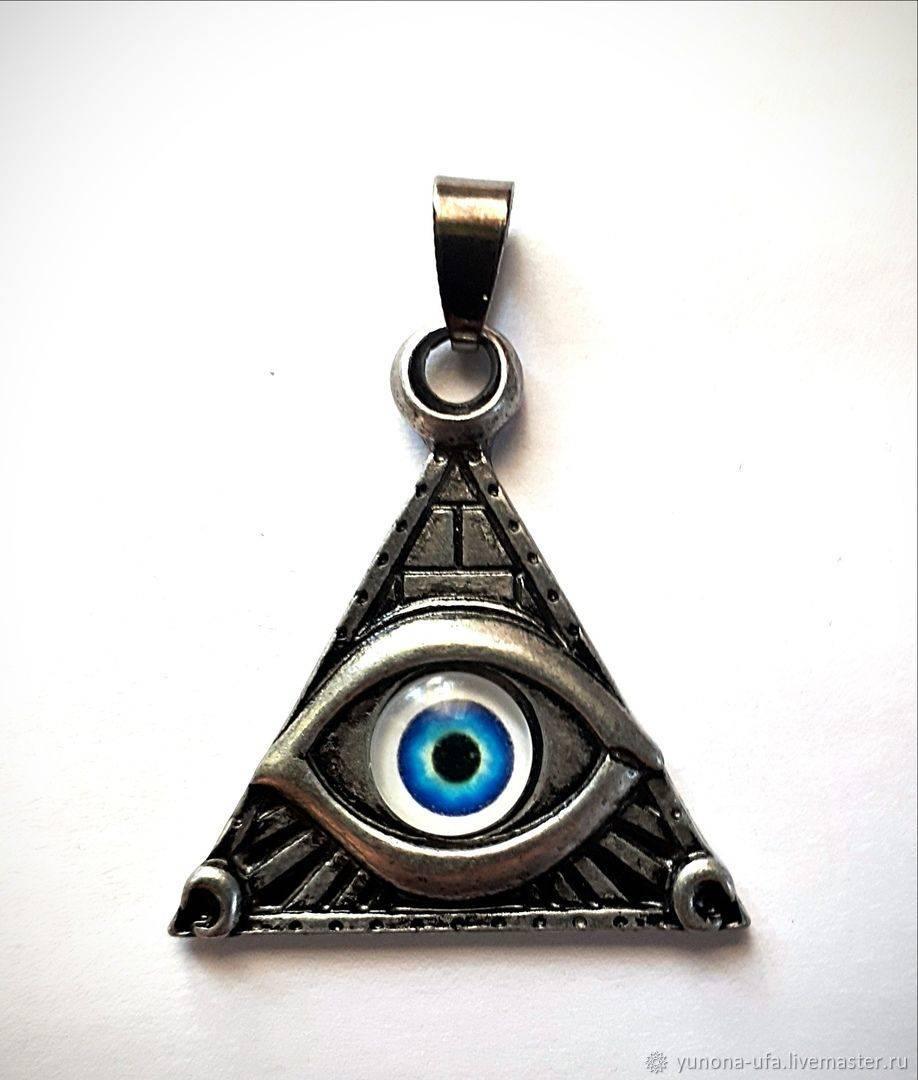 Всевидящее око: значение глаза в треугольнике и виды, название масонского символа, история и влияние, от чего защищает знак глаз гора